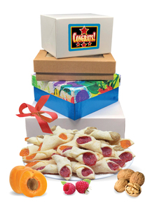Congratulations Kolachi Fruit & Nut Filled Cookies