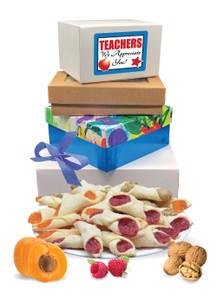 Teacher Appreciation Kolachi Fruit & Nut Filled Cookies