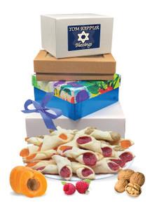 Yom Kippur Kolachi Fruit & Nut Filled Cookies