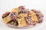 Joeyjoy Raspberry Filled Sandwich Butter Cookies