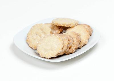 Butter Sugar Cookies