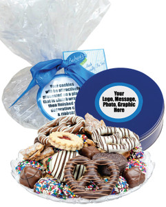 Cookie Assortment Supreme - Cookies, Pretzel & Candy