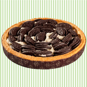 Oreoâ® Creme Cookie Pie