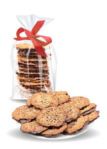Florentine Lacey Cookies