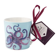 English Tableware Co. Dish of the Day Mug, Octopus