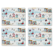 Cooksmart Beside the Seaside Pack of 4 Placemats