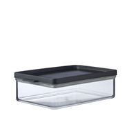 Mepal Omnia Breakfast Storage Box, Nordic Black