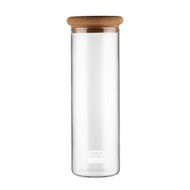 Bodum Yohki Storage Jar with Cork Lid, 1.9L