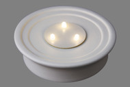 Light-Glow LED Base for use with Light-Glow Candle Holder Dome
