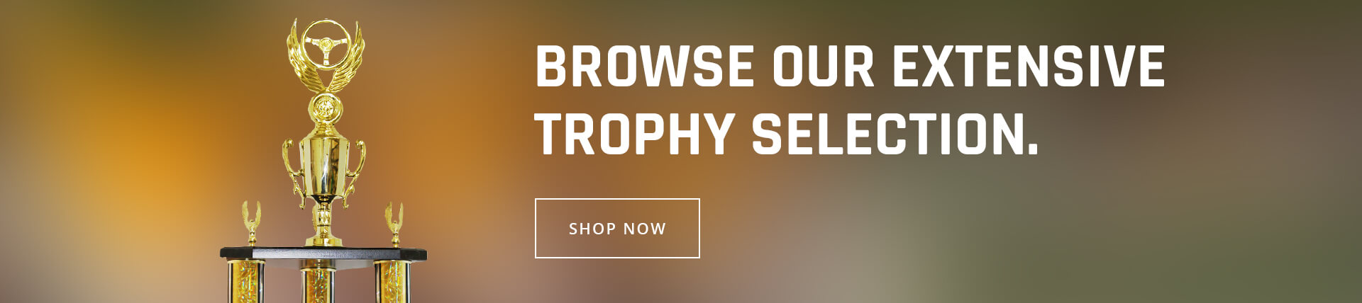Trophy Selection Banner