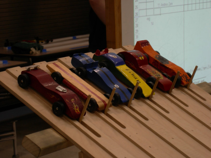 The History Of The Pinewood Derby Earn Medals Memories Trophy
