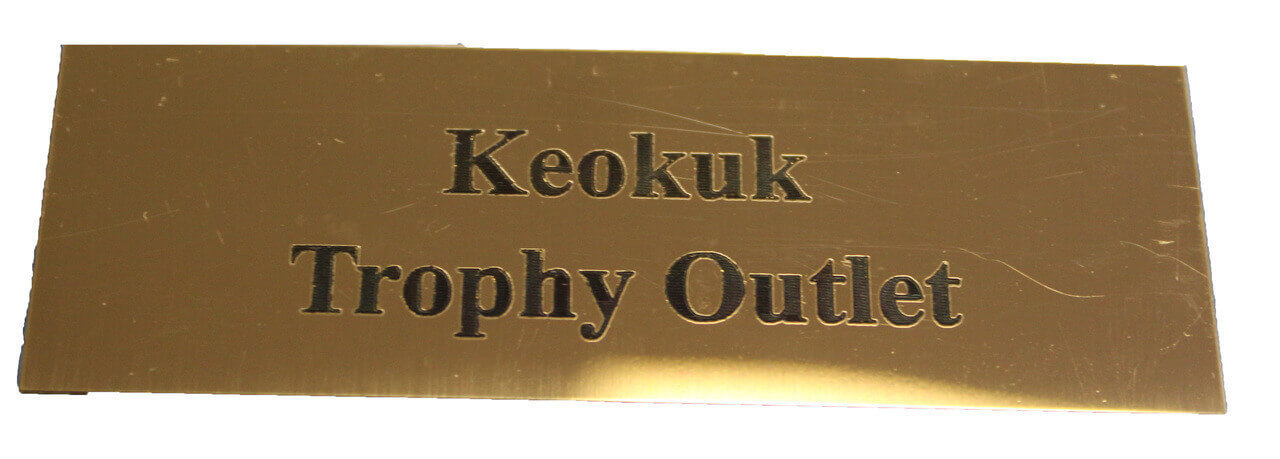 Tags, Engraving and Name Plates