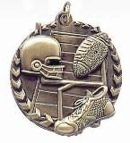 Football Millennium Medal