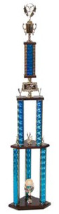 4FOOT, 5FOOT & 6FOOT - 4 COLUMN TROPHIES