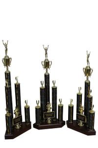 5 Post Trophy