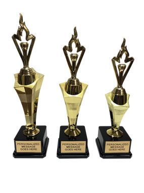 Star Riser Trophy