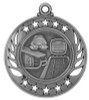 Swimming Galaxy Medal