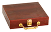 Rosewood Deluxe Poker Set