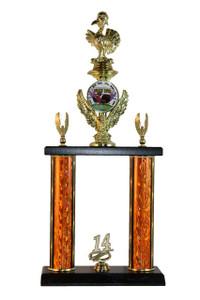 TURKEY BOWL TROPHY