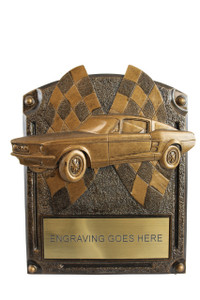 MUSCLE CAR LEGEND OF FAME AWARD