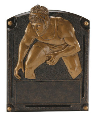 WRESTLING LEGEND OF FAME AWARD