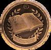 Honor Roll 3-D Medal
