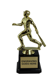 Baseball Batter Trophy