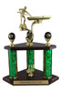 3 Column Pool Trophy