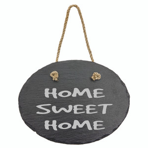 Home Sweet Home - Slate Decor