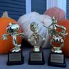 Halloween Zombie Trophy