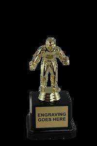 Wrestler Trophy