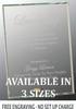 Crystal Edge Glass Award