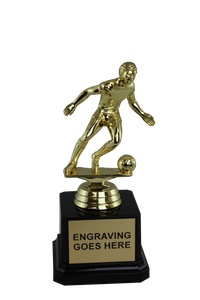 Soccer Male Trophy