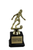 Soccer Female Trophy