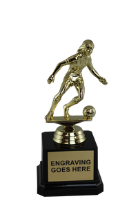 Soccer Female Trophy
