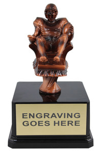 Fantasy Football Recliner Trophy