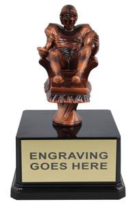 Fantasy Football Recliner Trophy