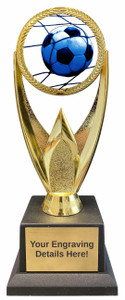 Soccer Victory Trophy