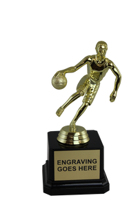 Basketball Male Trophy