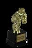 Basketball Male Trophy