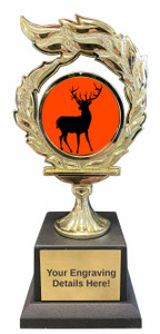 Hunting Flame Trophy