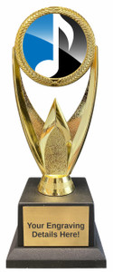 Music Victory Trophy