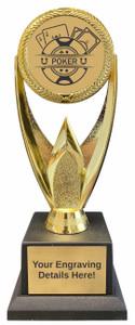 Poker Victory Trophy