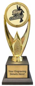 Cornhole Victory Trophy
