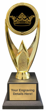 Queen or King Victory Trophy