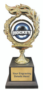 Hockey Flame Trophy