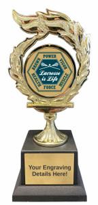 Lacrosse Flame Trophy