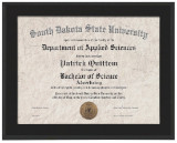 Photo/Certificate 10x13 Plaque