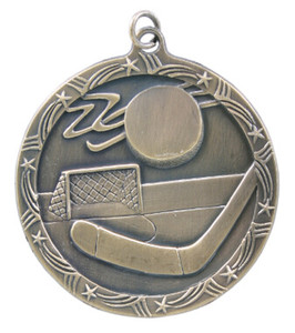 Hockey Shooting Star Medal