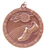 Track Shooting Star Medal